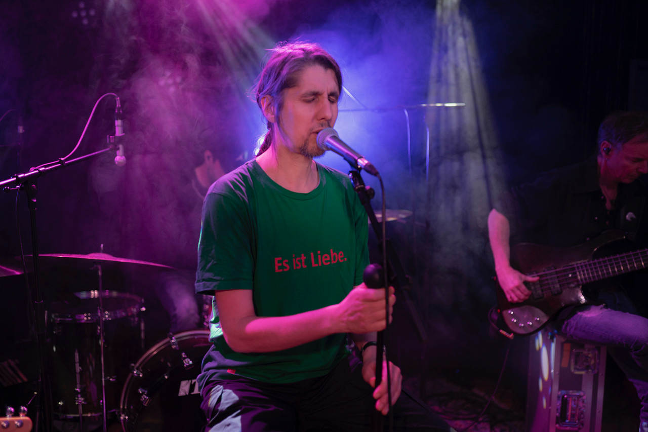 Nehmender: Frank Friedrichs-Musiker