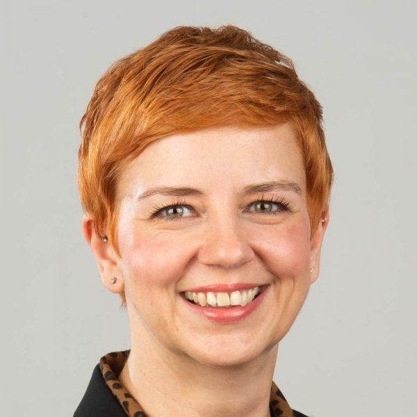 Teammitglied Sandra Doniat