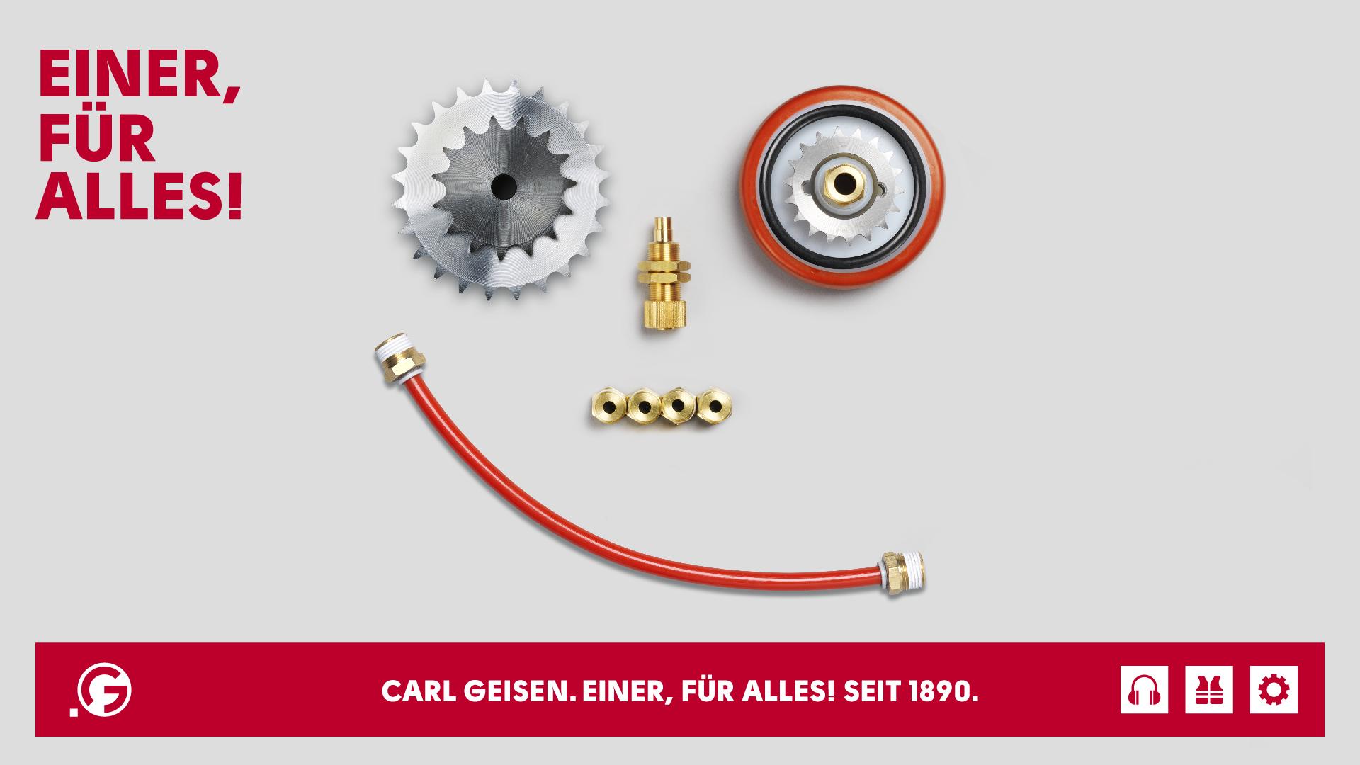Gebende: Carl Geisen GmbH_Trier