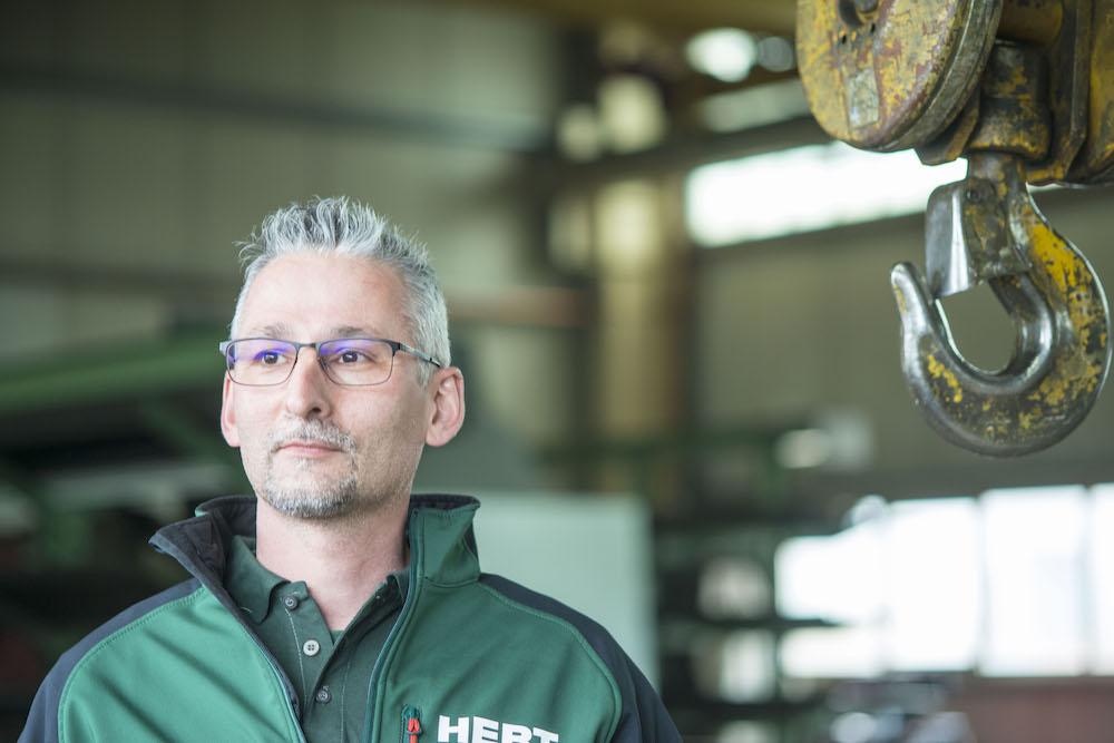 Teilnehmer: Tom Hert_Hert Kran-Service GmbH