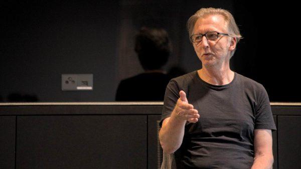 """Bernd Wegener beim Auf! Schwung!-Workshop """"Raus aus der Resignation - rein in die Ideenvielfalt"""""""